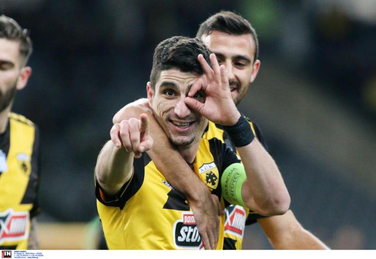 Αστέρας Τρίπολης - ΑΕΚ (0-1) Στιγμιότυπα